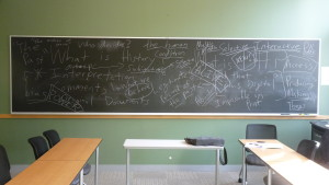 Chalkboard - What is Digital History